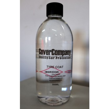 Gloss pour Pneus Auto - Cover Company -  500ml
